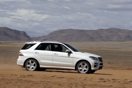 2011 Mercedes-Benz M-klasse 40