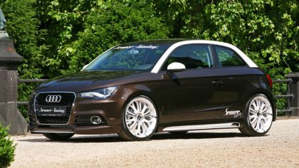 2011 Audi A1 1.4 TFSI S-Tronic by Senner Tuning 2