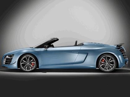 2011 Audi R8 GT spyder 3