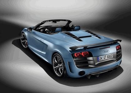 2011 Audi R8 GT spyder 5