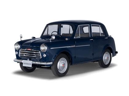 1958 Datsun 1000 ( 210 ) 2