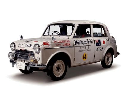 1958 Datsun 1000 ( 210 ) 3