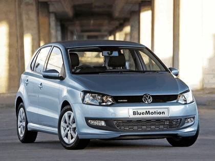 2010 Volkswagen Polo 5-door BlueMotion 2