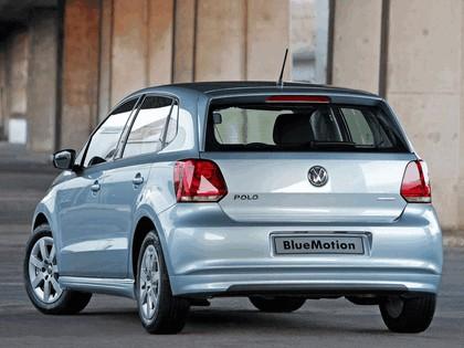 2010 Volkswagen Polo 5-door BlueMotion 4