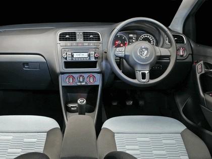 2010 Volkswagen Polo 5-door BlueMotion 5