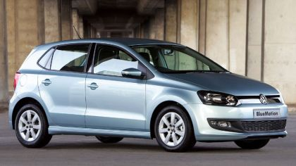 2010 Volkswagen Polo 5-door BlueMotion 3