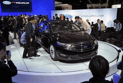 2013 Ford Taurus Limited 20