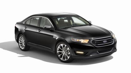 2013 Ford Taurus Limited 7