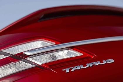 2013 Ford Taurus SHO 9