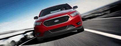 2013 Ford Taurus SHO 12