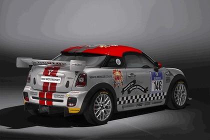 2011 Mini Coupé John Cooper Works Endurance 2