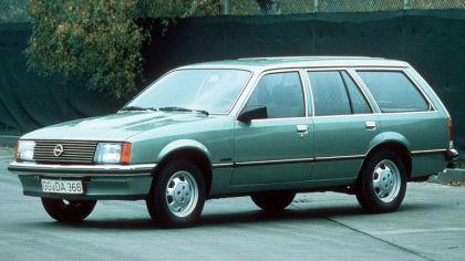 1977 Opel Rekord ( E1 ) caravan 5-door 5