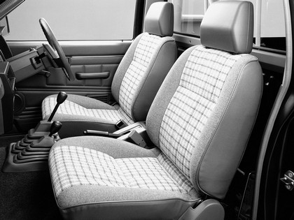 1985 Nissan Datsun 4WD regular cab ( D21 ) 2