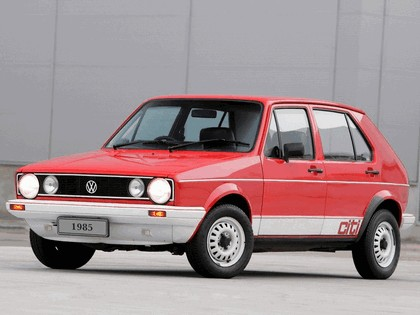 1985 Volkswagen Citi MK1 Sport 1