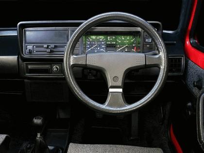 1985 Volkswagen Citi MK1 Sport 4