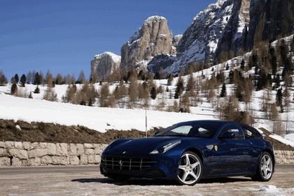 2011 Ferrari FF 62