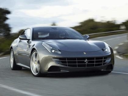 2011 Ferrari FF 83