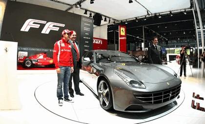 2011 Ferrari FF 92
