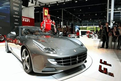 2011 Ferrari FF 93