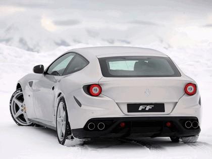 2011 Ferrari FF 111