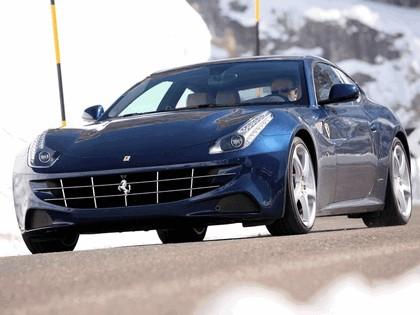 2011 Ferrari FF 112