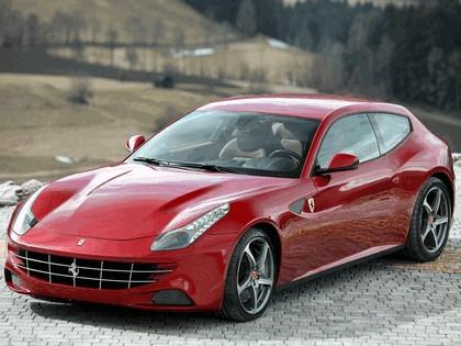 2011 Ferrari FF 117