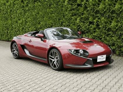 2011 Toyota GRMN Sports Hybrid Concept II 1