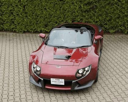 2011 Toyota GRMN Sports Hybrid Concept II 4