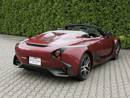 2011 Toyota GRMN Sports Hybrid Concept II 5