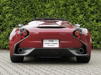2011 Toyota GRMN Sports Hybrid Concept II 6