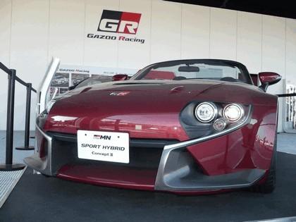 2011 Toyota GRMN Sports Hybrid Concept II 11