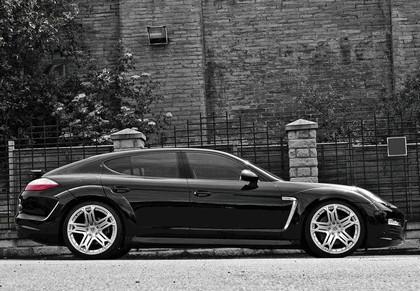 2011 Porsche Panamera styling package by A. Kahn Design 4