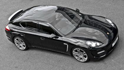 2011 Porsche Panamera styling package by A. Kahn Design 3