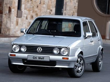 2008 Volkswagen Citi MK1 Wolf 1