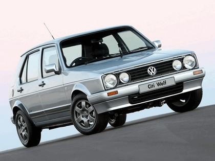 2008 Volkswagen Citi MK1 Wolf 4