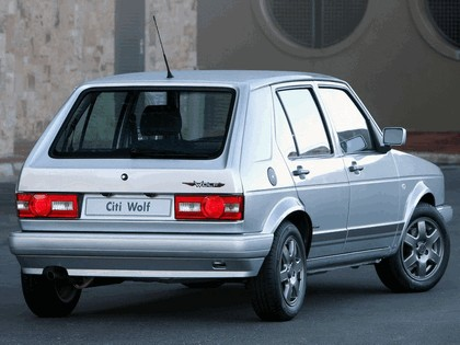 2008 Volkswagen Citi MK1 Wolf 7