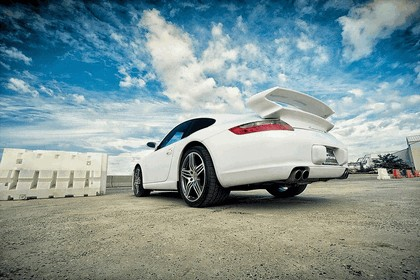 2006 Porsche 911 Carrera S with GT3 Aerokit Photography by Webb Bland 4