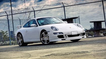 2006 Porsche 911 Carrera S with GT3 Aerokit Photography by Webb Bland 3