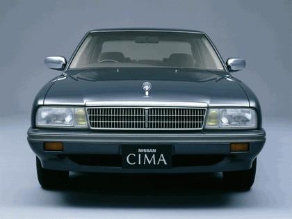 1988 Nissan Gloria Cima ( FPAY31 ) 4