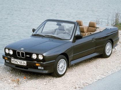 1988 BMW M3 ( E30 ) cabriolet 1