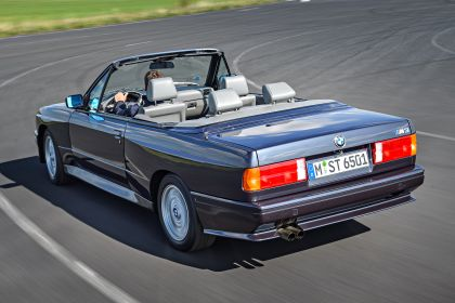 1988 BMW M3 ( E30 ) cabriolet 12