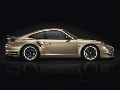 2011 Porsche 911 ( 997 ) Turbo S - 10th anniversary in China 2