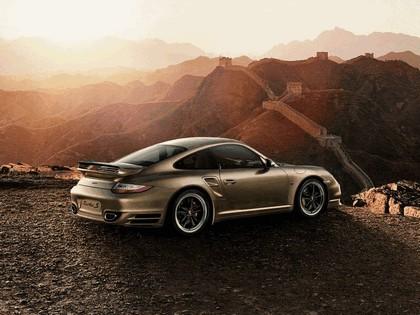 2011 Porsche 911 ( 997 ) Turbo S - 10th anniversary in China 3