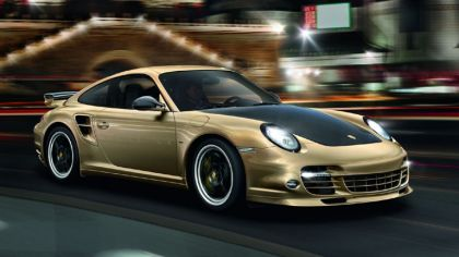 2011 Porsche 911 ( 997 ) Turbo S - 10th anniversary in China 1