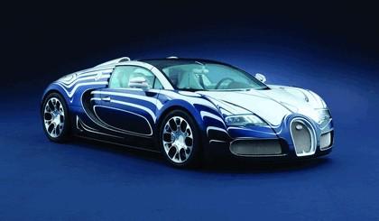 2011 Bugatti Veyron 16.4 Grand Sport - L Or Blanc 1