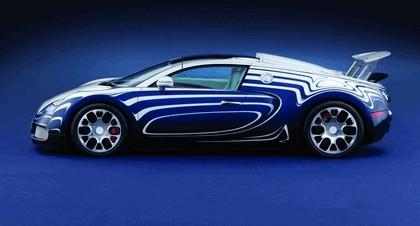 2011 Bugatti Veyron 16.4 Grand Sport - L Or Blanc 3