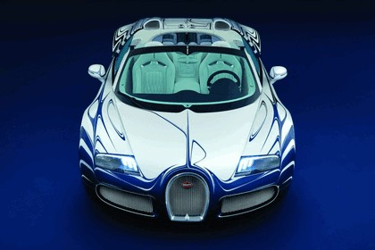 2011 Bugatti Veyron 16.4 Grand Sport - L Or Blanc 5