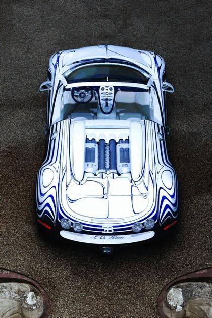 2011 Bugatti Veyron 16.4 Grand Sport - L Or Blanc 9