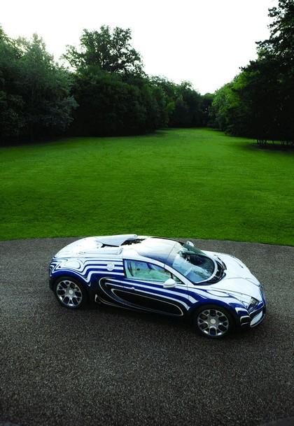 2011 Bugatti Veyron 16.4 Grand Sport - L Or Blanc 10