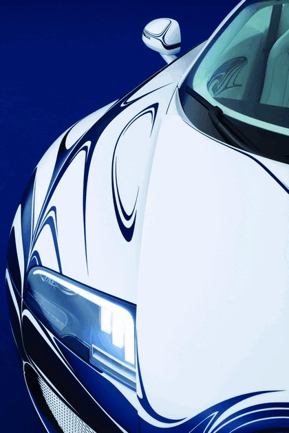 2011 Bugatti Veyron 16.4 Grand Sport - L Or Blanc 15